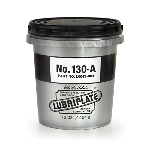 - Lubriplate L0043-004 130 Series Beige ISO-9001 Registered Quality System, ISO-21469 Compliant 135 cSt Multi-Purpose Grease, 1 pack
