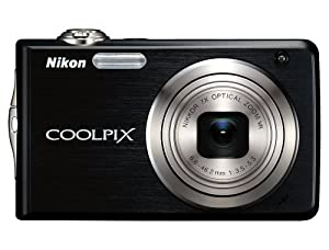 Nikon Coolpix S630 12MP Digital Camera with 7x Optical Vibration Reduction (VR) Zoom and 2.7 inch LCD