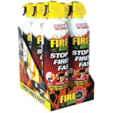 Fire Gone (FG6-067-106) Pre Loaded Countertop Display - 6 Can