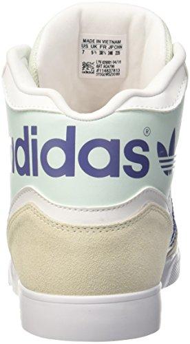 adidas AQ4798, Zapatillas Altas Mujer Blanco (Ftwwht/Suppur/Icemin)