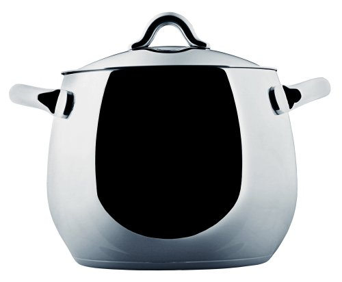 Alessi Mami Stock Pot (Mami Miniature Stockpot by Stefano Giovannoni)