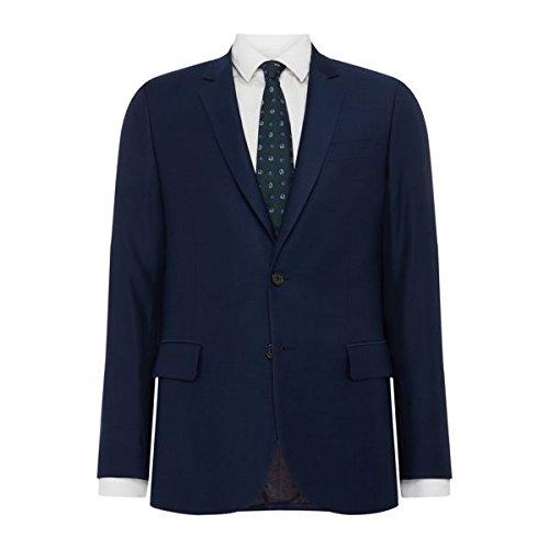 ポールスミス アウター ジャケット&ブルゾン Birdseye Suit Jacket blue [並行輸入品] B078X8TD2V  38 Regular