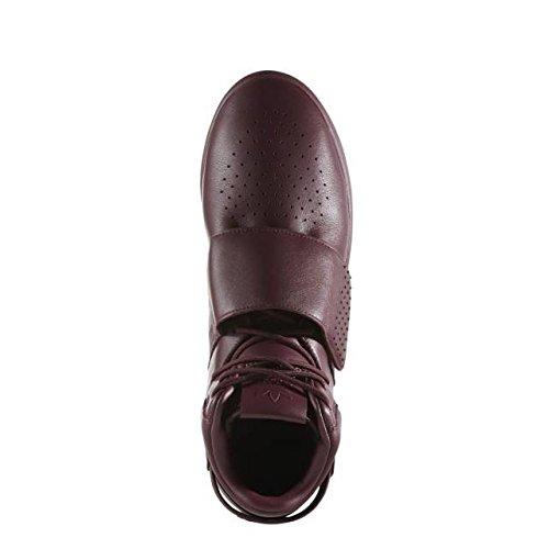 cheap best adidas Originals Men's Tubular Invader Strap Shoes Maroon/Lidevi cheap get to buy d485l9Vbg