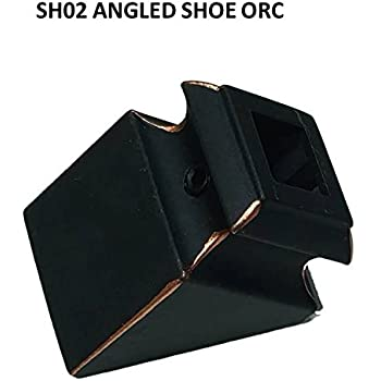 Progoods Sh01 Oil Rubbed Copper 0 5 Inch Flat Shoe With