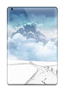 ZippyDoritEduard Premium Protective Hard Case For Ipad Mini/mini 2- Nice Design - Winter Earth Nature Winter
