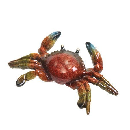 Green Tree Products Sea Critters Small Red Crab # 38025 by Green Tree Products