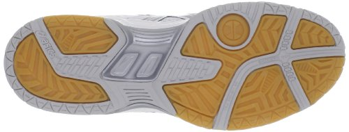 ASICS Damen GEL-Rocket 6 Volleyballschuh Weißsilber