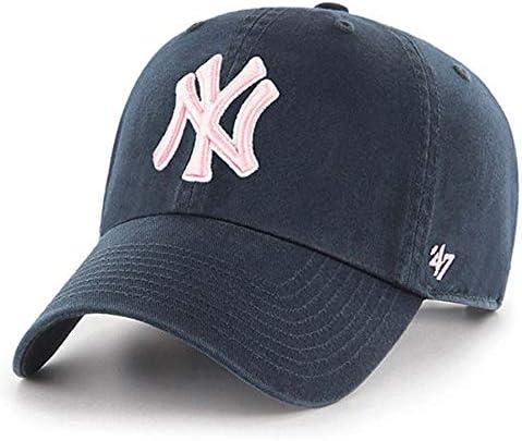 '47 MLB New York Yankees Women's Brand Clean Up Cap
