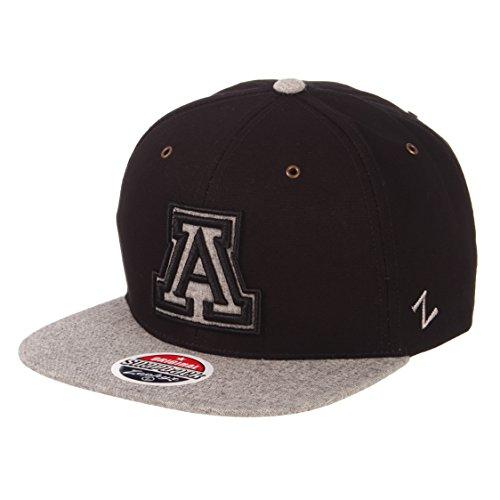ZHATS NCAA Arizona Wildcats Men's Boss Snapback Hat, Adjustable, -