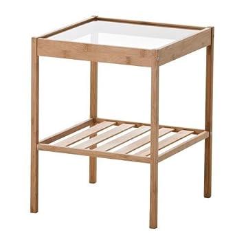 Ikea Nesna Nachttisch 36x35 Cm Amazon De Kuche Haushalt