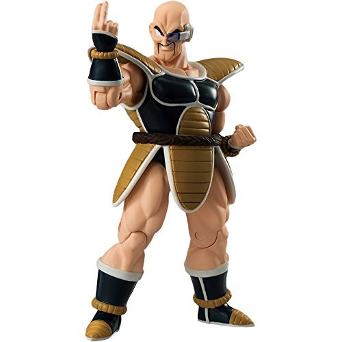 Bandai Shokugan Shodo Part 4 Dragon Ball Z Nappa Action Figure