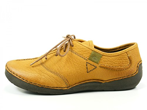 Josef Seibel Damen Fallon Oxford Gelb