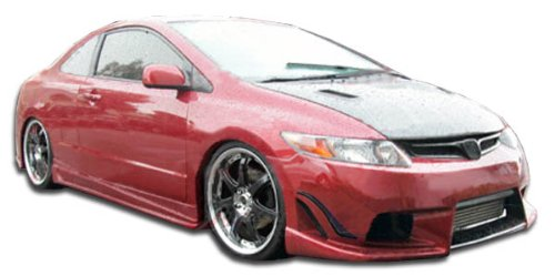 2006-2011 Honda Civic 2DR Duraflex Sigma Body Kit - 4 Piece