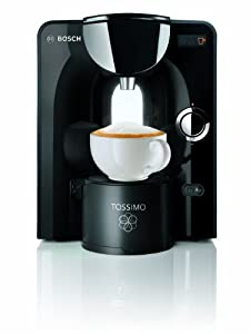 Bosch TAS5542UC Tassimo T55 Beverage System and Coffee Brewer, highly recommended never messed up once makes a beautiful cup of