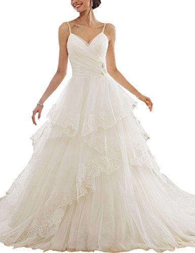 celebrity ball gown wedding dresses - 2