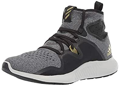 adidas Womens Edgebounce Black Size: 5