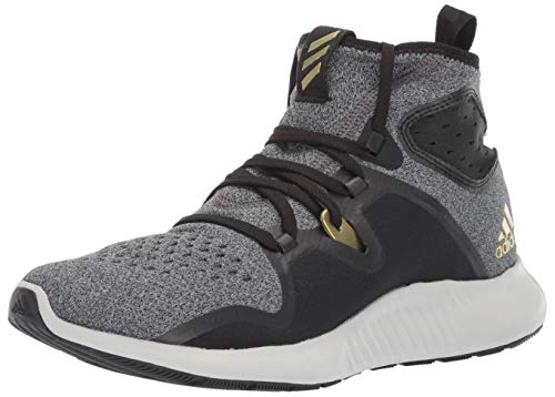 adidas Women's Edgebounce, Black/Gold Metallic, 5 M US by adidas
