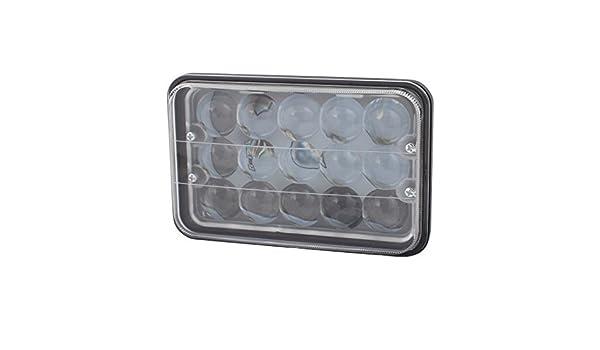 DealMux 45W-B 45W DC 10V-30V 15 Lâmpada LED Spotlight Lâmpada de Trabalho para Kitchen Iluminação - - Amazon.com