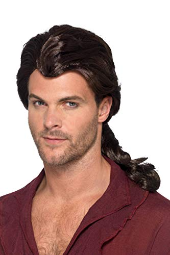 Smiffys Marauder Pirate Wig -