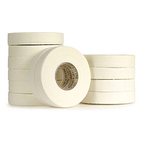 Gold BJJ Jiu Jitsu Tape - Strong Athletic Finger Tape, 1/2