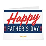 Amazon Gift Card - Print - Happy Father's Day (2018 Etd)