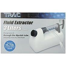 Trac T10063 Fluid/Oil Extractor - 3 Liter Capacity