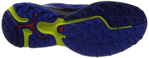 G Green Sportive Pro Scarpe Salomon Blue cobalt Uomo gecko Wings wEpHng