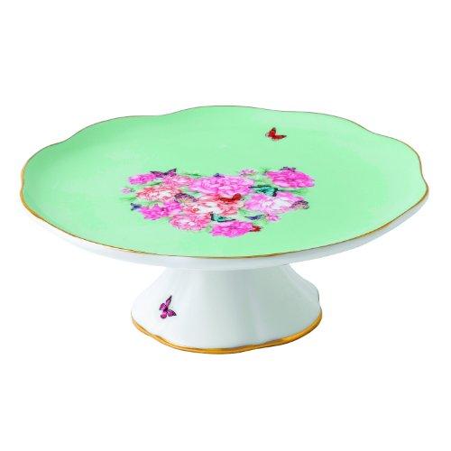Royal Albert Blessings Cake Stand Designed by Miranda Kerr, Small