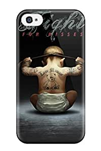 linJUN FENGPaula S Roper Design High Quality Funny Baby Fighter Cover Case With Excellent Style For Iphone 4/4s