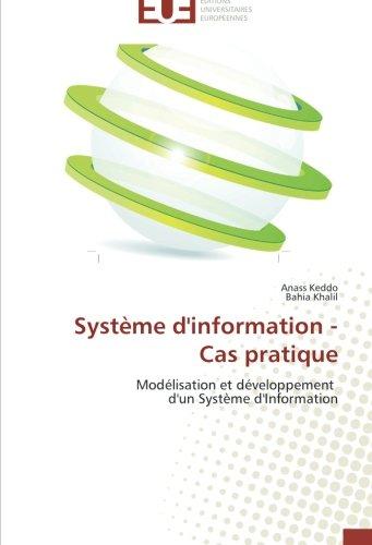 Système d'information - Cas pratique: Modélisation