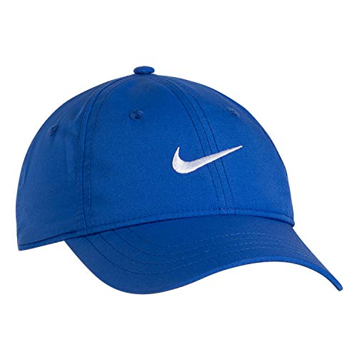 NIKE Children's Apparel Kids' Little Classic Ripstop Basball Hat, Game Royal, O/S