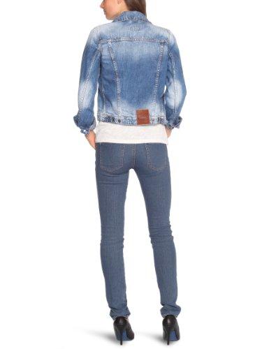 DN SixtySeven - Chaqueta para mujer Azul (G 101)
