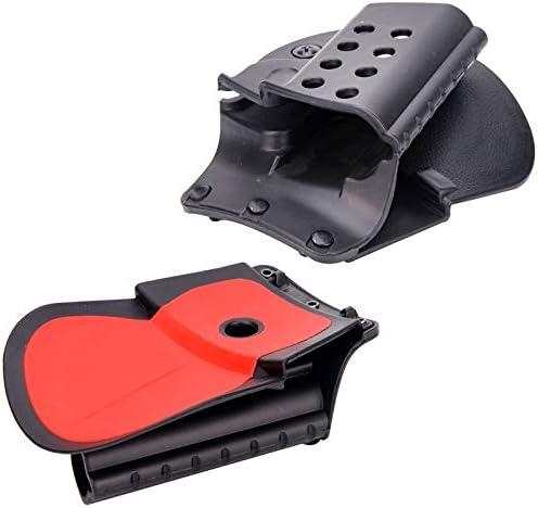 SHIYM-QTAO, Rifle Accessies Bolsa Porta-Herramientas táctico Paddle Springfield Funda for 1911 Cal .45 Colt Springfield Kimber for la Caza: Amazon.es: Hogar