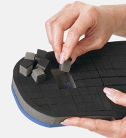 ProCare MaxTrax Diabetic Walker - Impax Foam Insole - Large