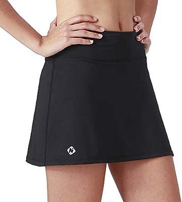 NAVISKIN Falda Pantalón Deportiva de Tenis Golf para Mujer Skorts ...