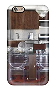 FybbhEe4272ulPfE ZippyDoritEduard Loft Kitchen With Warm Cabinets Amp Stainless Appliances Feeling Iphone 6 On Your Style Birthday Gift Cover Case