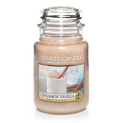 Yankee Candle Cinnamon Vanilla , Food & Spice Scent