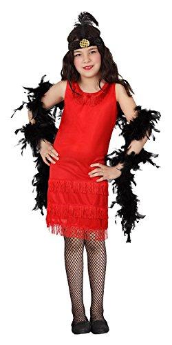 Atosa - 2685 - Disfraz de Charleston - niña - Talla 2: Amazon.es ...