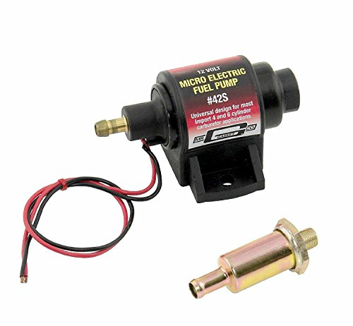 Universal Mr Gasket - Mr. Gasket Micro Electric 12V Fuel Pump #42S