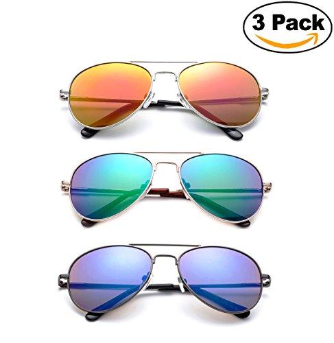 kids aviator sunglasses - 3