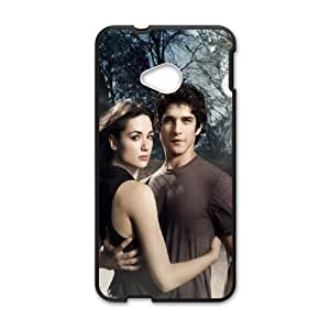 S-T-R1057588 Phone Back Case Customized Art Print Design Hard Shell Protection HTC One M7