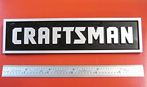 Sears Craftsman Tool Box Badge Large: Chest / Cabinet Emblem Decal Sticker Logo NK - Craftsman Stud Finder