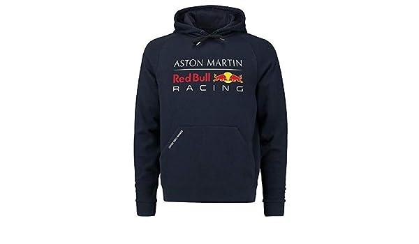 Red Bull Formula 1 Aston Martin 2018 - Sudadera con Capucha para Hombre, Color Azul, S, Marino: Amazon.es: Deportes y aire libre