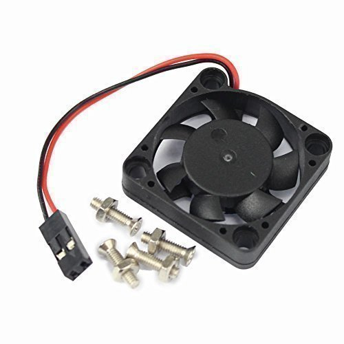 Gdstime Dc 5v 0.2a 3007 30x30x7mm 30mm 3cm Small Brushless Cooling Fan for Raspberry Pi (Raspberry Pi Cooling Fan compare prices)