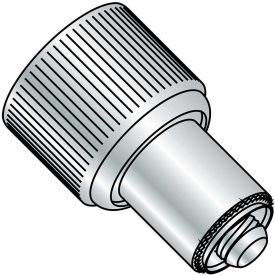 6-32 x .400 x .036 Retractable Captive Panel Fastener Press In Style Natural - Pkg of 20 by Kanebridge