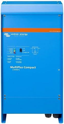 120 Volt AC Victron Energy MultiPlus Inverter//Charger C 24//2000//50-50 24 Volt DC