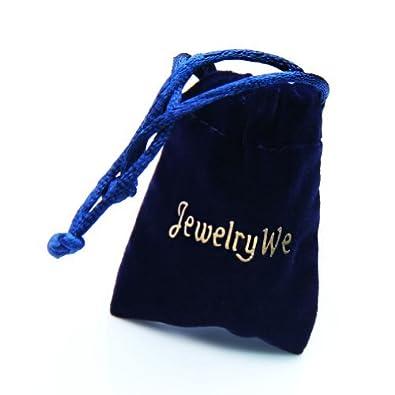 4/couleurs /à choisir boucles doreilles homme femme boucles doreilles Hip Hop Punk Cadeau en acier inoxydable brillant JewelryWe Bijoux Boucles doreilles avec pendentif de croix