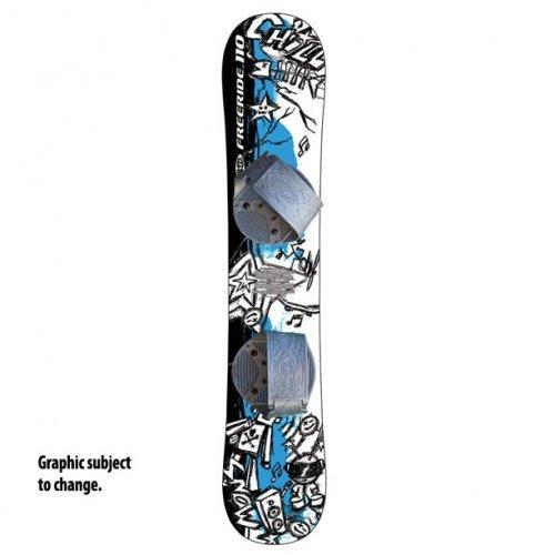 EmscoGroup 1069-4-1 Graffiti SnowBoard, 110 cm