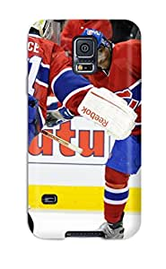 Waterdrop Snap-on Montreal Canadiens (14) Case For Galaxy S5