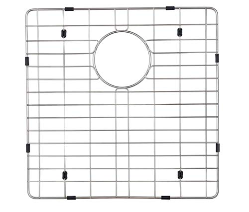 Starstar Sinks Protector Stainless Steel Kitchen/Yard/Bar/Laundry/Office Bottom Protector Grid, Rack For The Sink (16.75